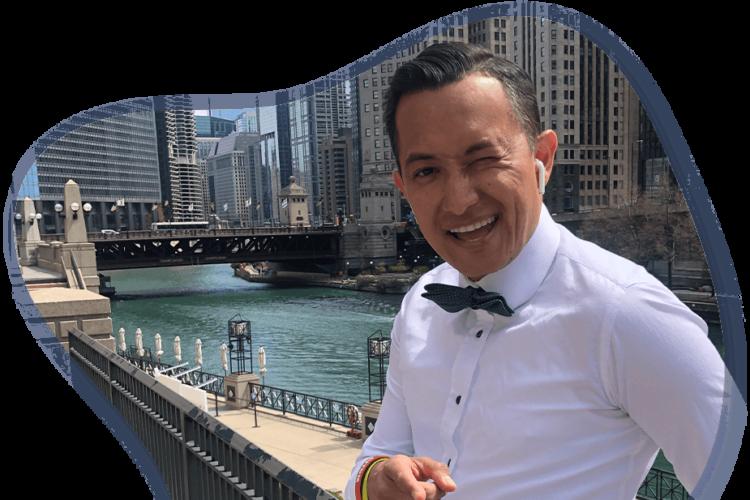Leo Parra, Mentor en Marca Personal Rio Michigan